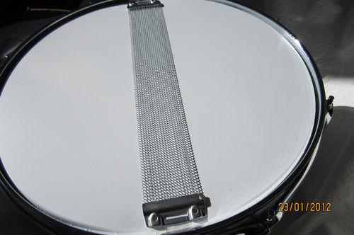 BULL hochwertiger Trommel Gurt Tragegurt BASS  Basstrommel